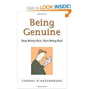 Being genuine