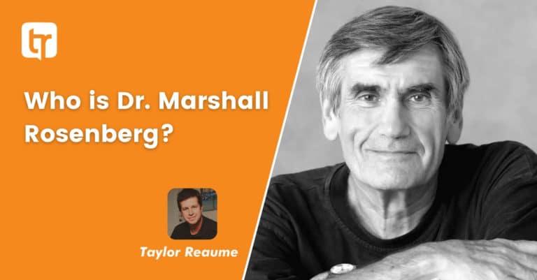 Dr. Marshall Rosenberg and Nonviolent Communication