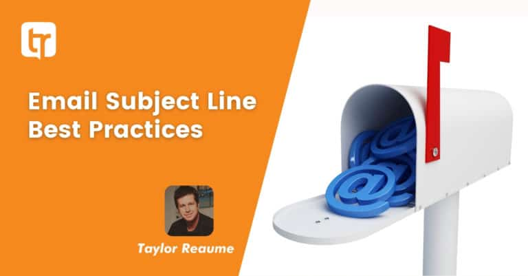 How To Write The Perfect Email Subject Line