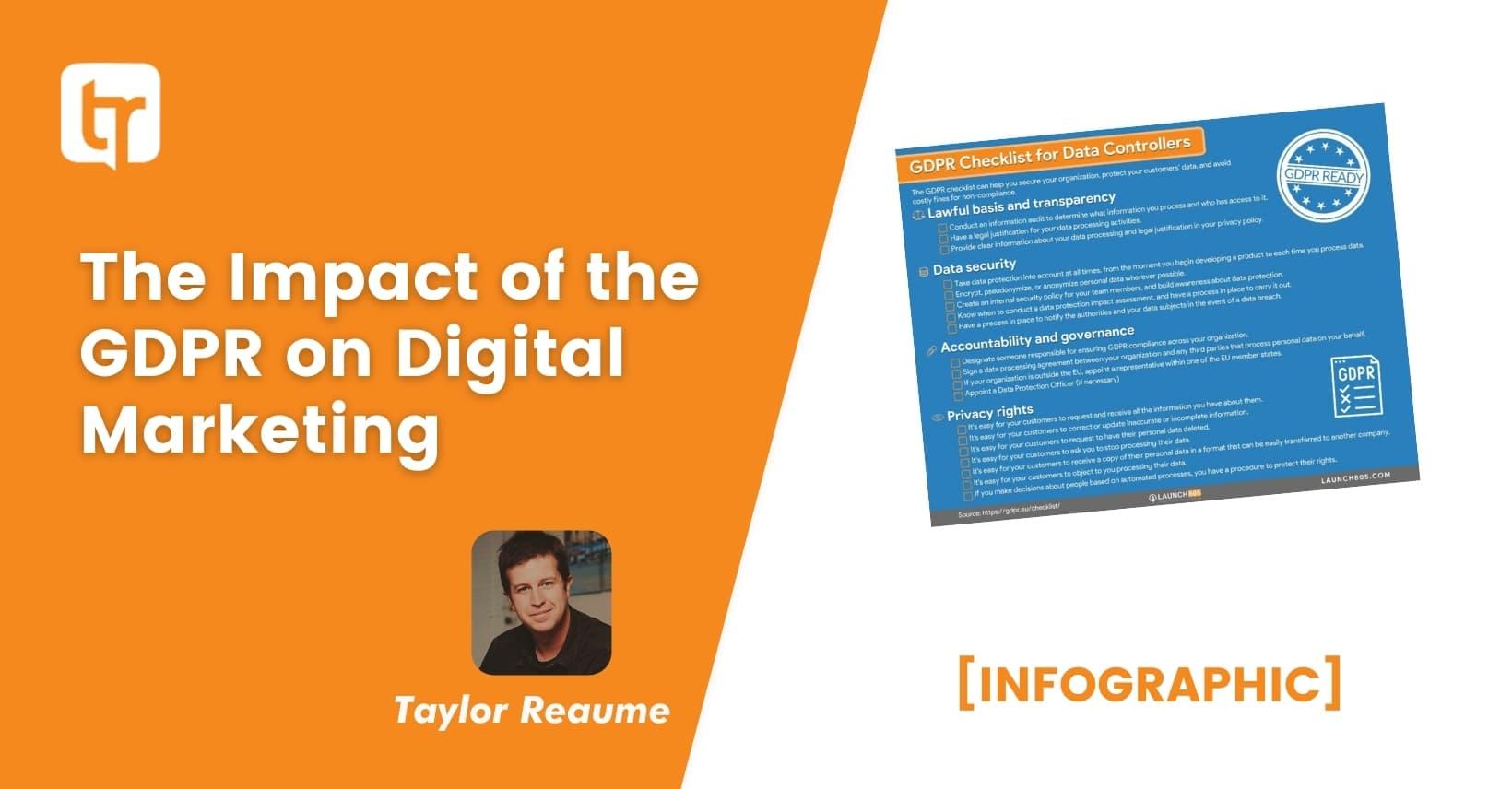 The Impact of GDPR on Digital Marketing