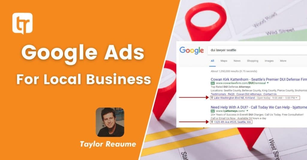 Google Ads For Local Businesses