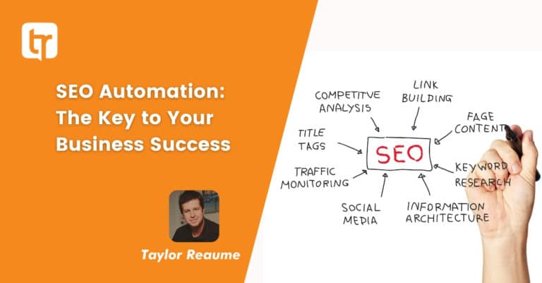 How To Automate Your SEO Strategy