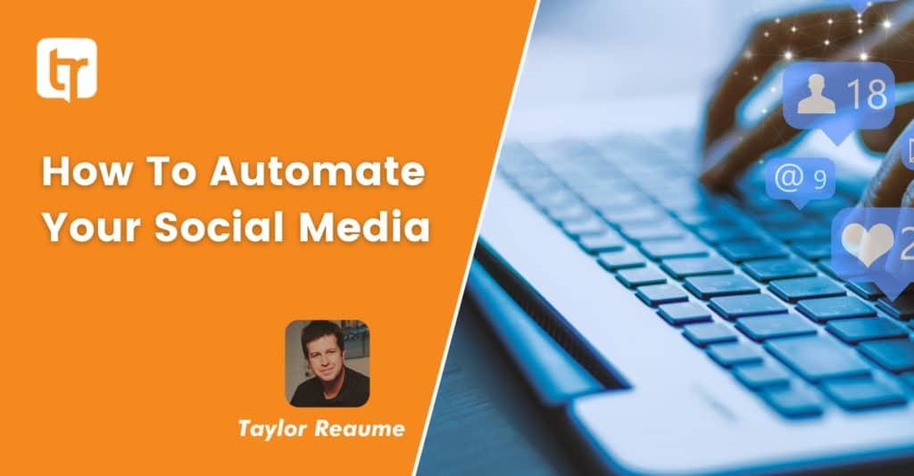 Automate My Social Media Marketing