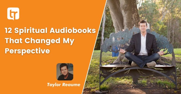 12 Spiritual Audiobooks That Changed My Perspective