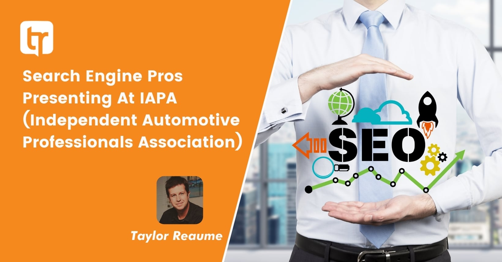 Search Engine Pros Presenting At IAPA (Independent Automotive Professionals Association)