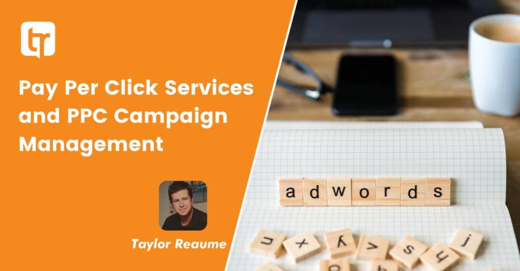 Pay Per Click Services and PPC Campaign Management