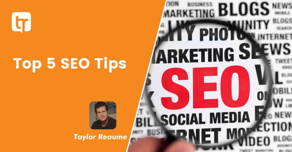 5 Great Tips For Company SEO
