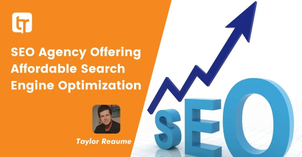 SEO Agency Offering Affordable Search Engine Optimization
