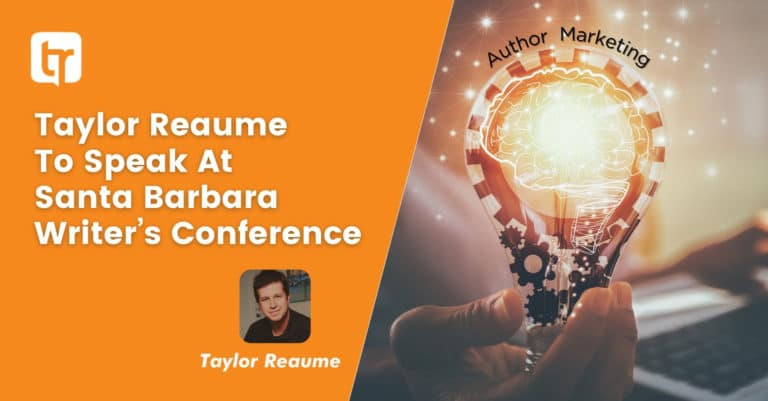 Taylor Reaume To Speak At Santa Barbara Writer's Conference