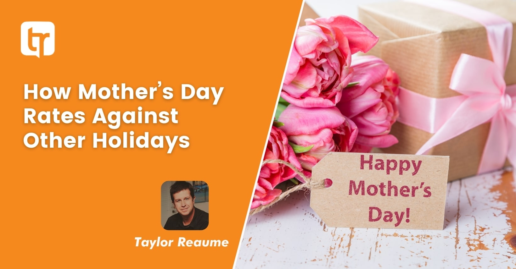 How Mother's Day Rates Against Other Holidays