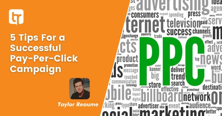 5 Tips For a Successful Pay-Per-Click Campaign