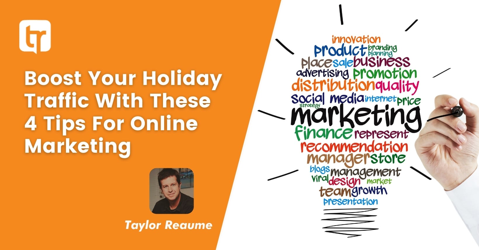 Boost Your Holiday Traffic With These 4 Online Marketing Tips