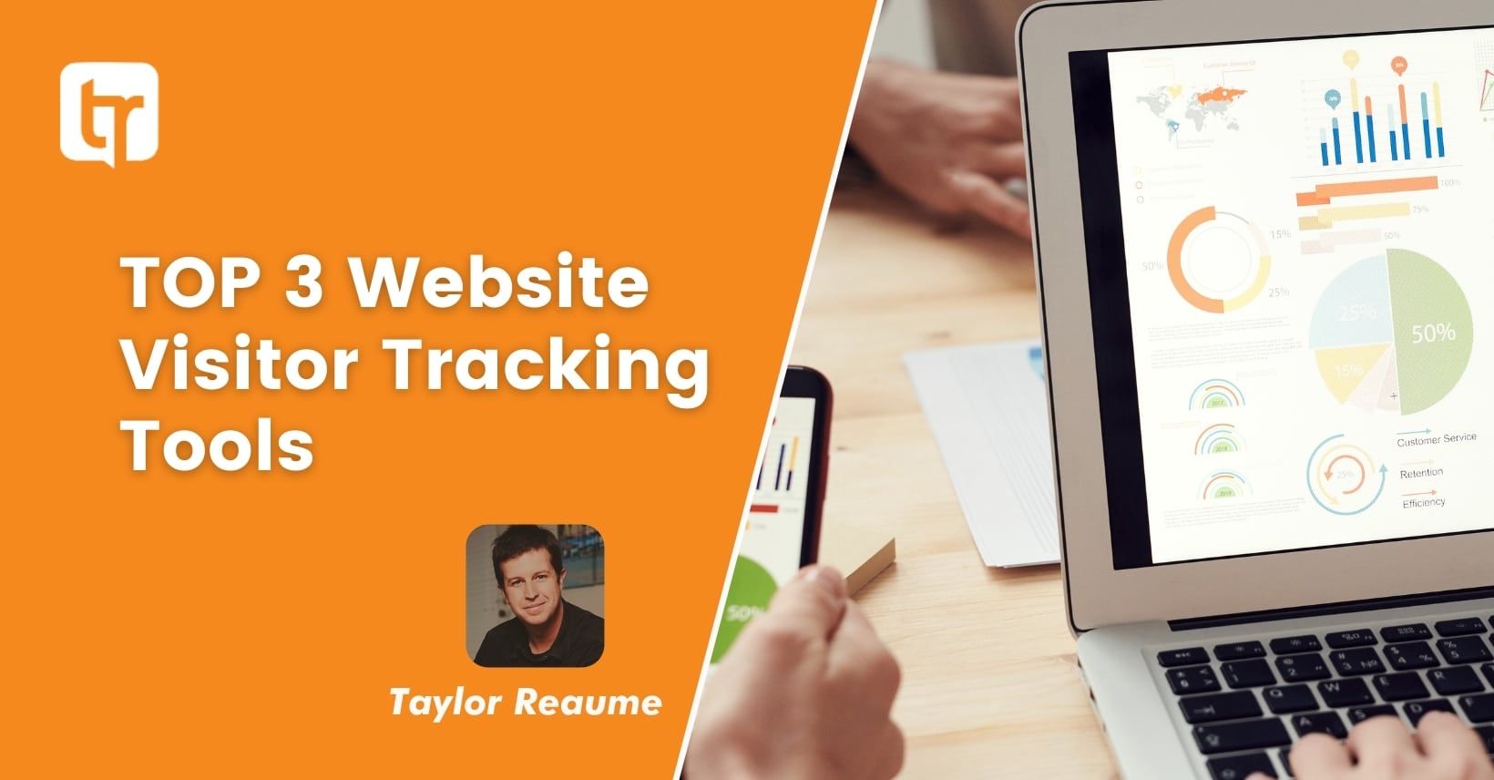 Top 3 Website Visitor Tracking Tools