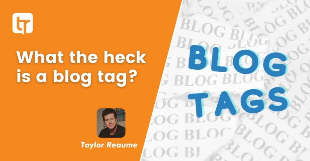 Blog Tag Generator